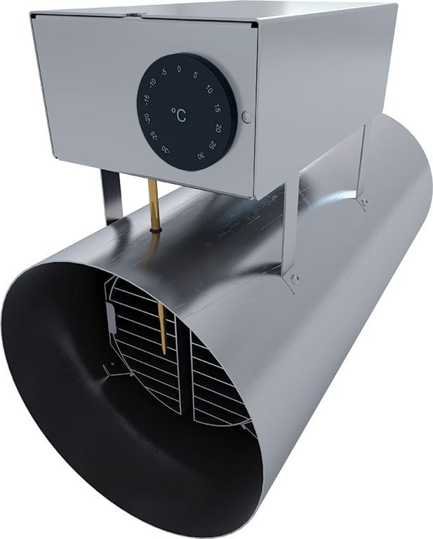 Atrea EPO-PTC 160/0,4 kW ohřívač vzduchu A161200
