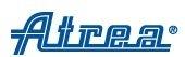 Atrea Náhradní filtrační textilie FT RB4, RB5 G4 – cirkulační A170922