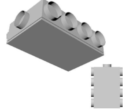Atrea Podstropní rozdělovací komora - dlouhá RKP-D