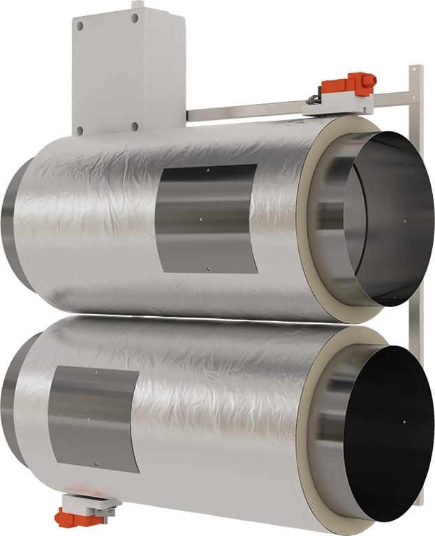 Atrea regulátor průtoku vzduchu SMART box