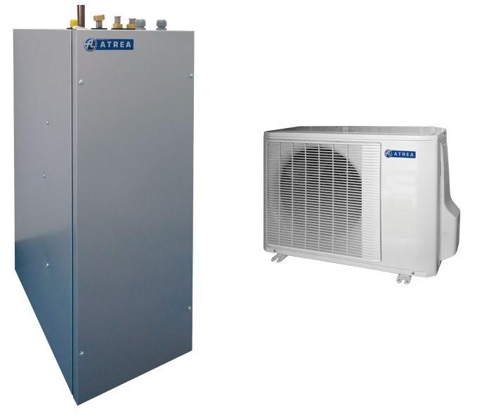 Atrea Tepelné čerpadlo vzduch – voda TCV 11,2 SET HP – 3f A510114