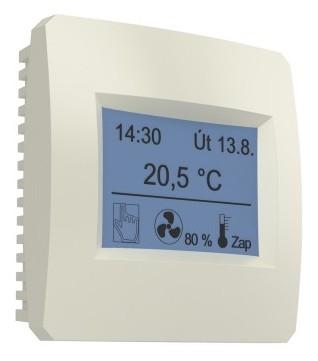 Atrea Dotykový ovladač CPA pro rekuperační jednotky s regulací CP