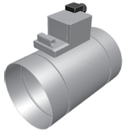Atrea Elektrická uzavírací klapka KEL LF24