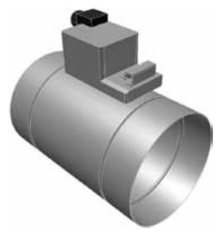 Atrea Elektrická uzavírací klapka KEL LM24