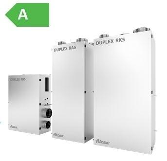 Atrea Kompaktní větrací - rekuperační jednotka Duplex RA5