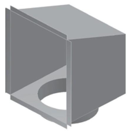 Atrea Krabice mřížka interiérová KMI