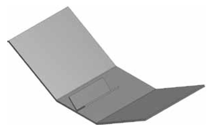 Atrea PVV Podlahová výztuha vnitřní (podlahového kanálu) R120903