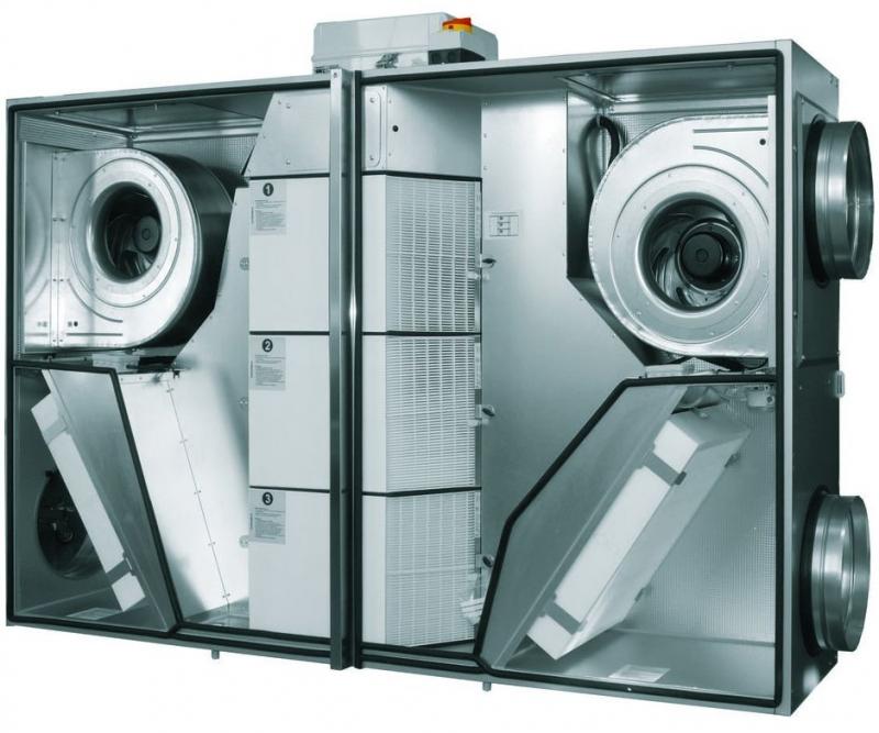 Atrea Větrací jednotka s rekuperací tepla DUPLEX 1100 – 3600 Flexi